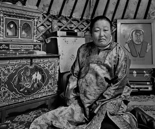 阿音摄影作品《蒙古包》系列︱蒙古家乡 第18张