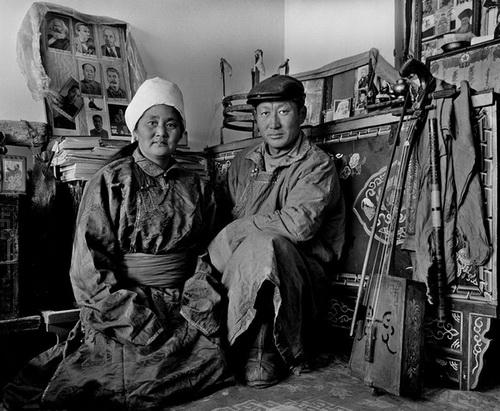 阿音摄影作品《蒙古包》系列︱蒙古家乡 第16张