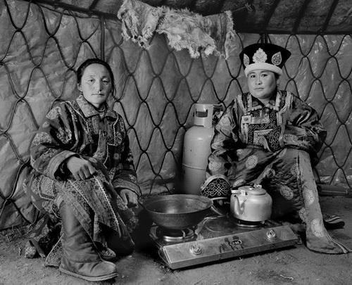 阿音摄影作品《蒙古包》系列︱蒙古家乡 第22张