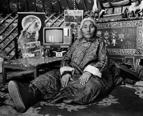 阿音摄影作品《蒙古包》系列︱蒙古家乡 第27张