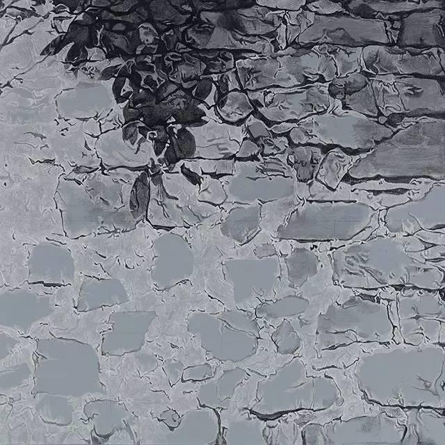 """原创:胡日查油画作品中的""""静谧""""意蕴。 第5张"""