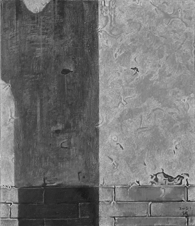 """原创:胡日查油画作品中的""""静谧""""意蕴。 第1张"""