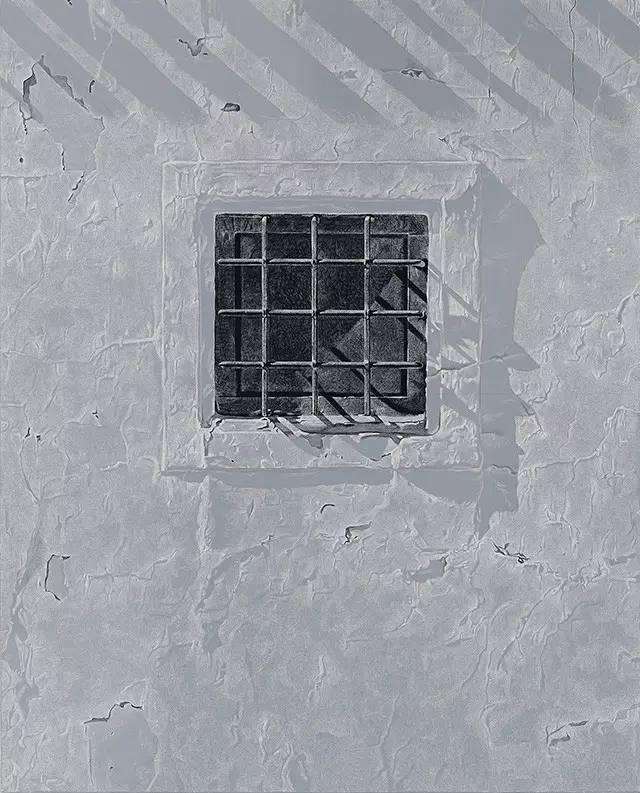 """原创:胡日查油画作品中的""""静谧""""意蕴。 第4张"""