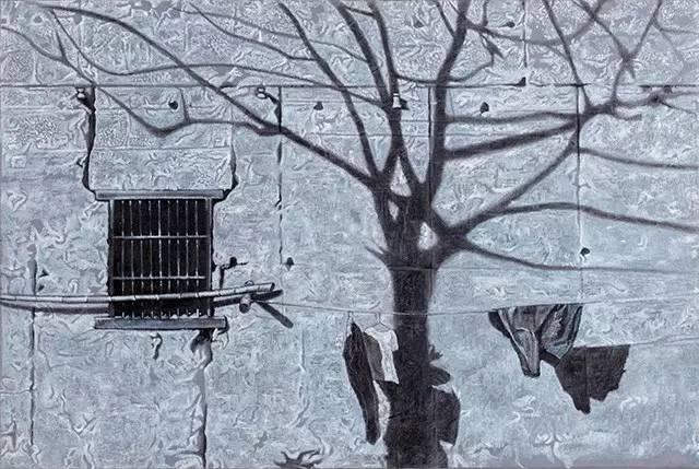 """原创:胡日查油画作品中的""""静谧""""意蕴。 第6张"""