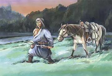 蒙古族狩猎习俗(蒙古文) 第1张