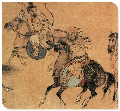 【敕勒歌文化】蒙古人与狩猎 第1张 【敕勒歌文化】蒙古人与狩猎 蒙古文化