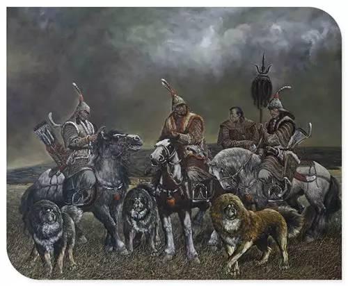 【敕勒歌文化】蒙古人与狩猎 第7张 【敕勒歌文化】蒙古人与狩猎 蒙古文化