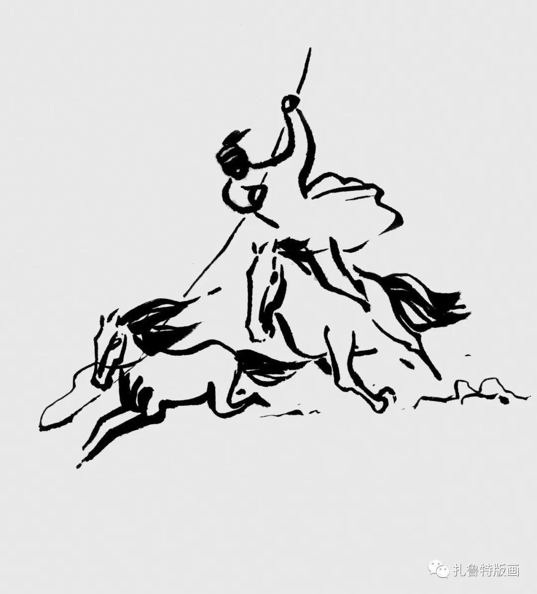 草原文化传承之星--佟金峰 第3张 草原文化传承之星--佟金峰 蒙古画廊