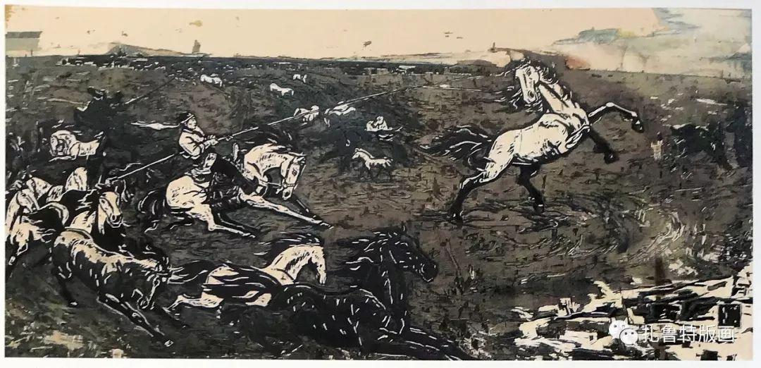 草原文化传承之星--佟金峰 第8张 草原文化传承之星--佟金峰 蒙古画廊