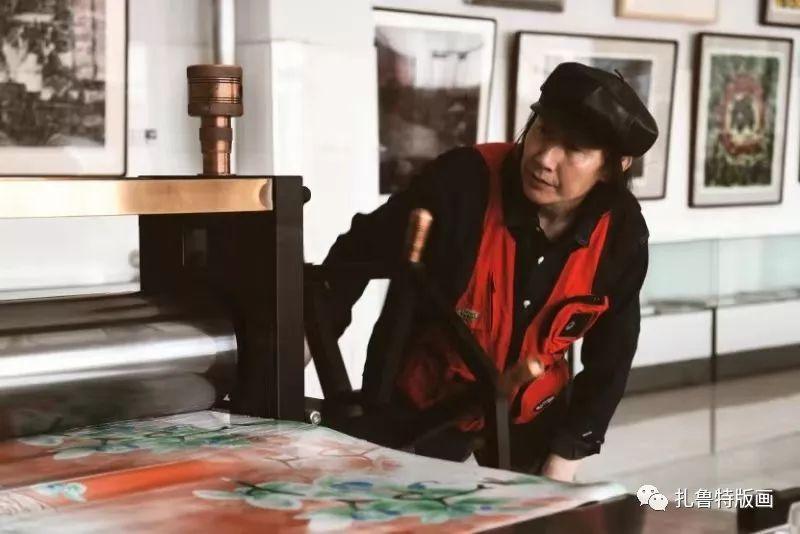 草原文化传承之星--佟金峰 第6张 草原文化传承之星--佟金峰 蒙古画廊