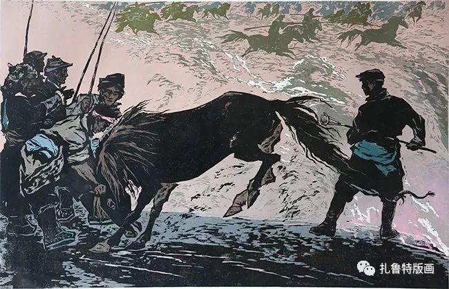 照日格图简介 第2张 照日格图简介 蒙古画廊