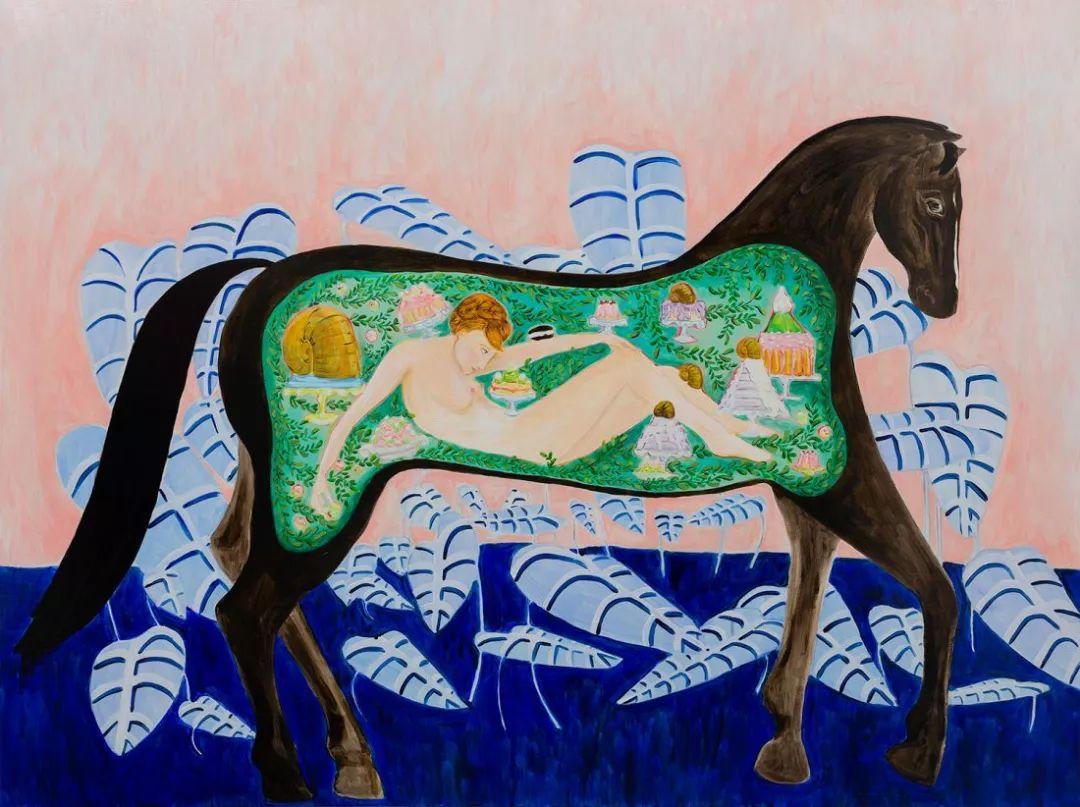美国Dana Sherwood新的插画探讨了蒙古游牧部落 第7张 美国Dana Sherwood新的插画探讨了蒙古游牧部落 蒙古画廊