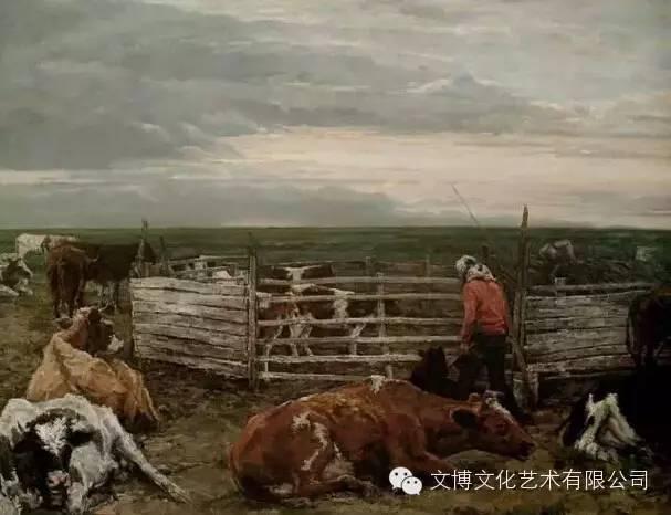 内蒙古油画家—张可扬 第3张