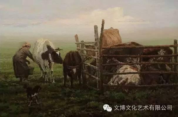 内蒙古油画家—张可扬 第7张