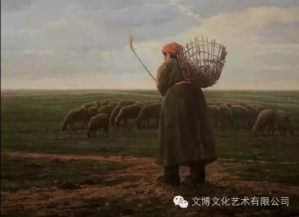 内蒙古油画家—张可扬 第5张