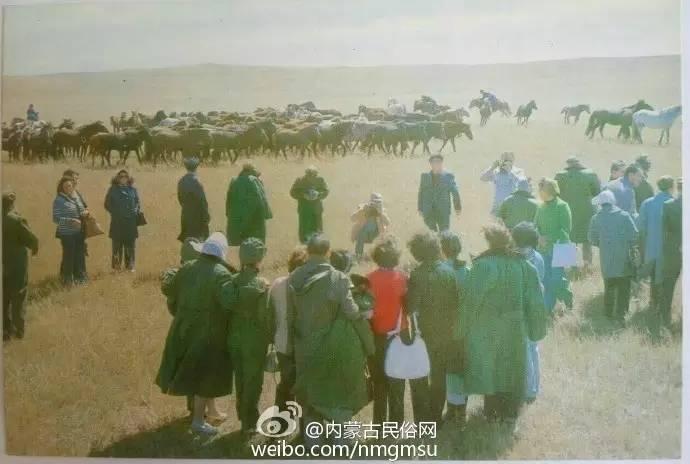 【组图】80年代的内蒙古,致我们的纯真年代! 第8张