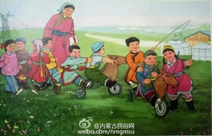 【组图】80年代的内蒙古,致我们的纯真年代! 第19张