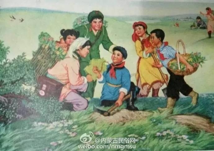 【组图】80年代的内蒙古,致我们的纯真年代! 第22张