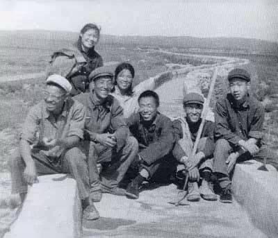 赴内蒙古插队知青(图集) 第4张