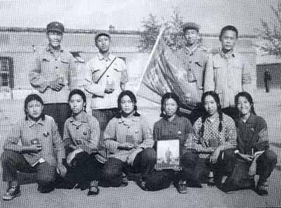 赴内蒙古插队知青(图集) 第12张