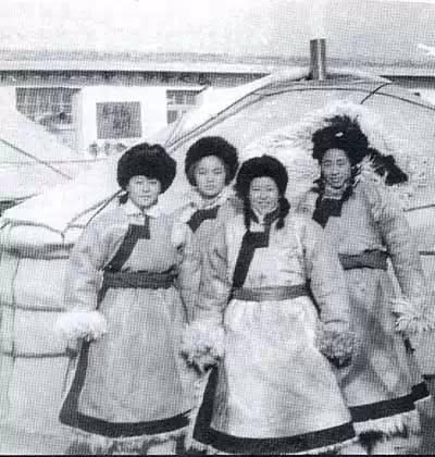 赴内蒙古插队知青(图集) 第44张