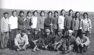 赴内蒙古插队知青(图集) 第49张