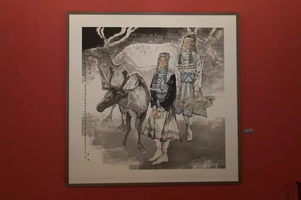 Urtyn Duu from the Prairie: Sino-Mongolian Contemporary Art Show 第44张