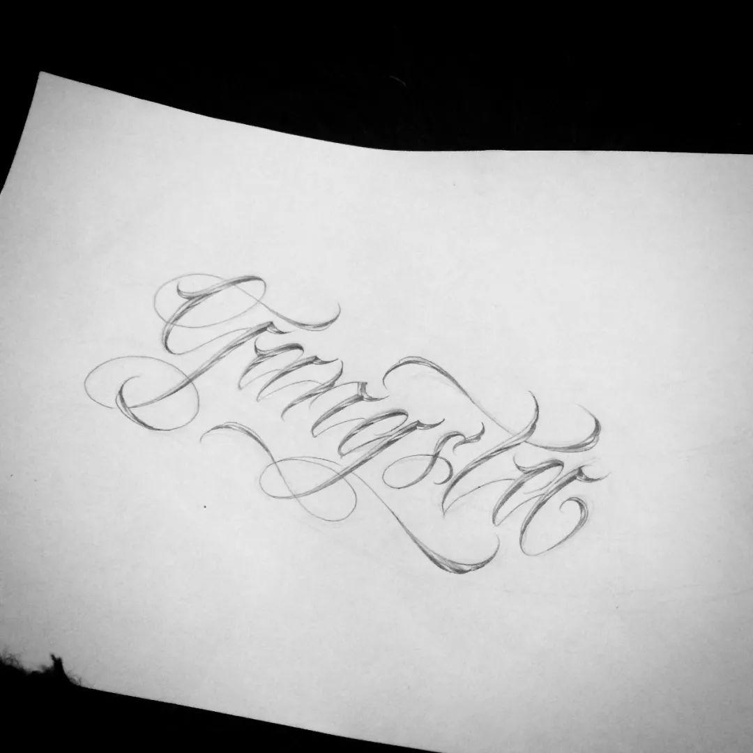 【蒙古匪帮字体】Mongolian Gangsta Lettering 第10张 【蒙古匪帮字体】Mongolian Gangsta Lettering 蒙古设计