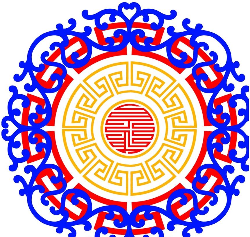 蒙古花图片 第1张