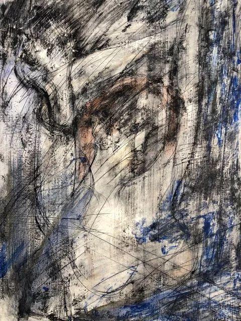 蒙古马 内蒙古当代美术作品微展(二) 第5张 蒙古马 内蒙古当代美术作品微展(二) 蒙古画廊
