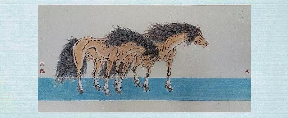 内蒙古当代美术家系列——白嘎力中国画作品选 第8张 内蒙古当代美术家系列——白嘎力中国画作品选 蒙古画廊