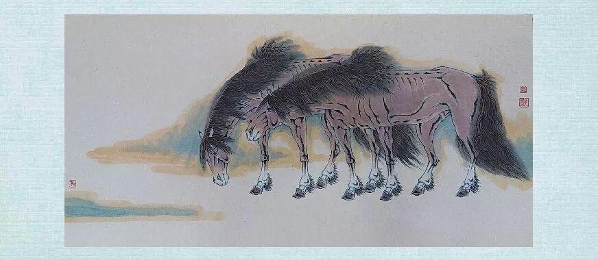 内蒙古当代美术家系列——白嘎力中国画作品选 第9张 内蒙古当代美术家系列——白嘎力中国画作品选 蒙古画廊