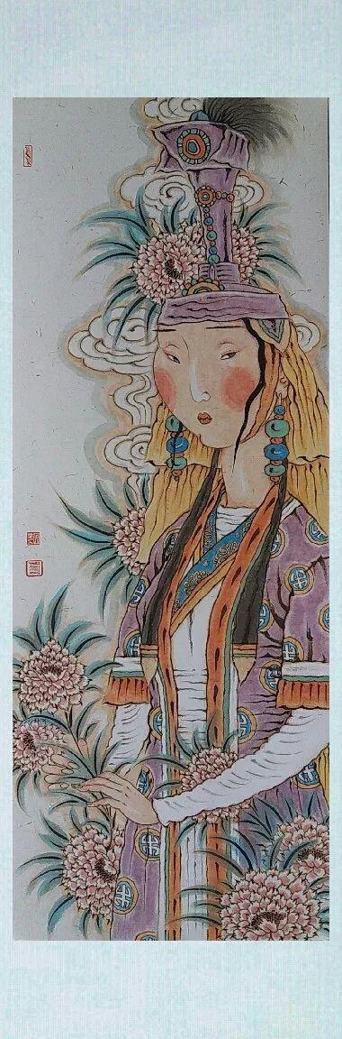 内蒙古当代美术家系列——白嘎力中国画作品选 第22张