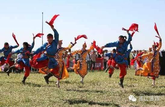 安代舞——蒙古族集体舞蹈的活化石 第1张