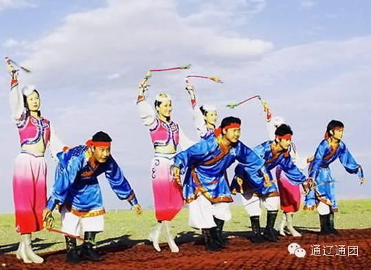 安代舞——蒙古族集体舞蹈的活化石 第2张