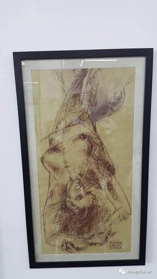 蒙古国美术家协会会员画家Б.Содномдаржаа 第23张 蒙古国美术家协会会员画家Б.Содномдаржаа 蒙古画廊