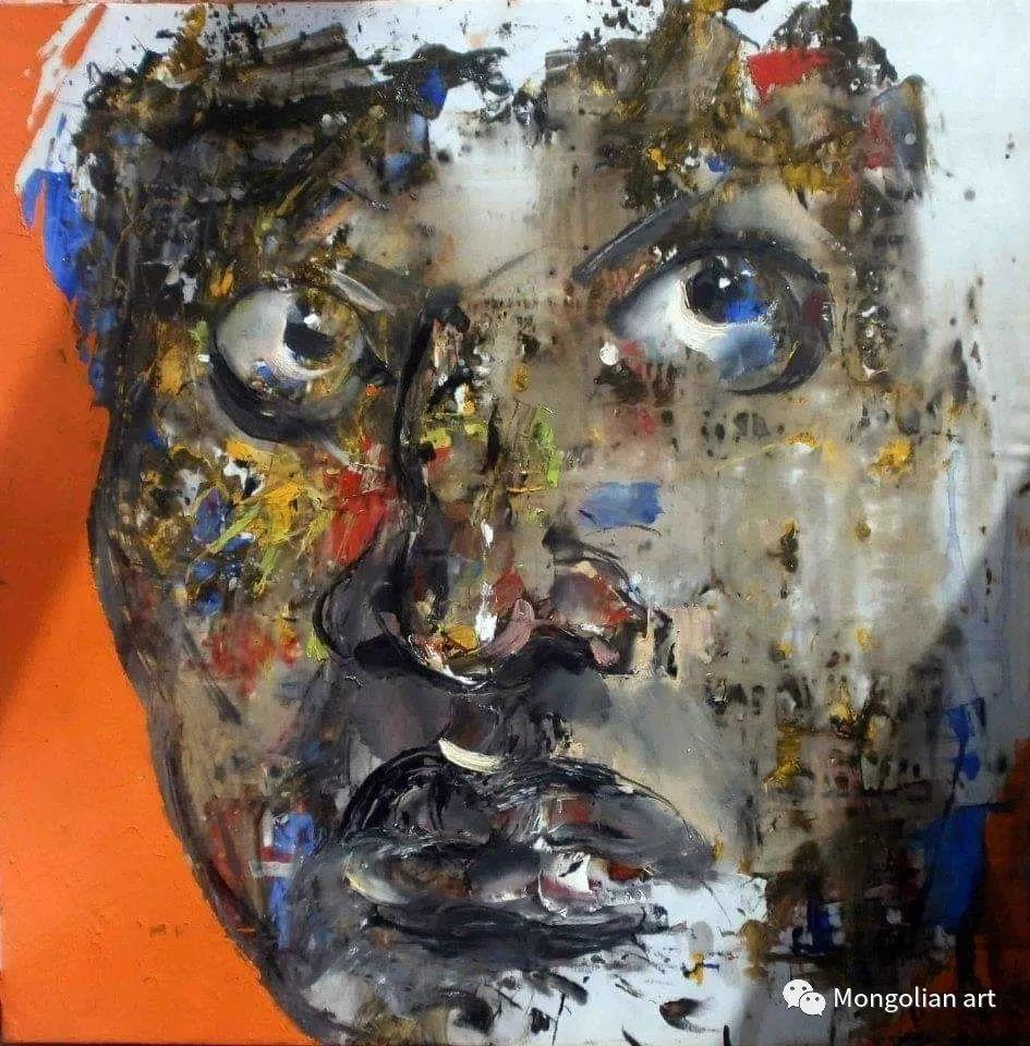 蒙古国美术家协会会员画家Б.Содномдаржаа 第24张 蒙古国美术家协会会员画家Б.Содномдаржаа 蒙古画廊