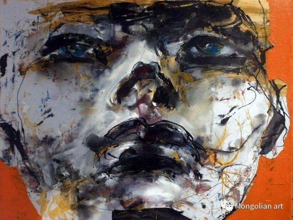 蒙古国美术家协会会员画家Б.Содномдаржаа 第25张 蒙古国美术家协会会员画家Б.Содномдаржаа 蒙古画廊