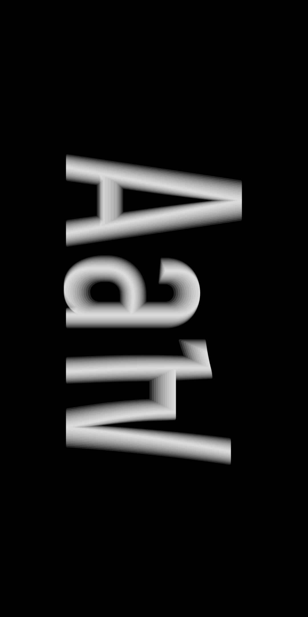 几何风格蒙古字体 Ailognom™ 第1张