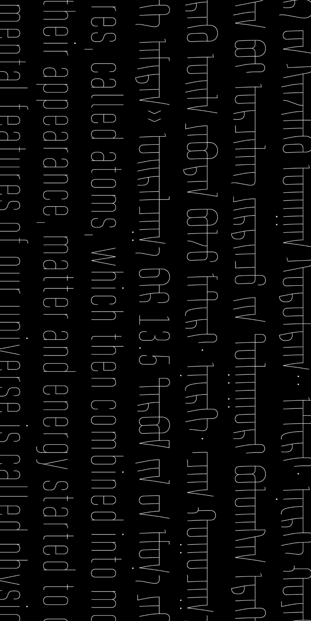 几何风格蒙古字体 Ailognom™ 第3张