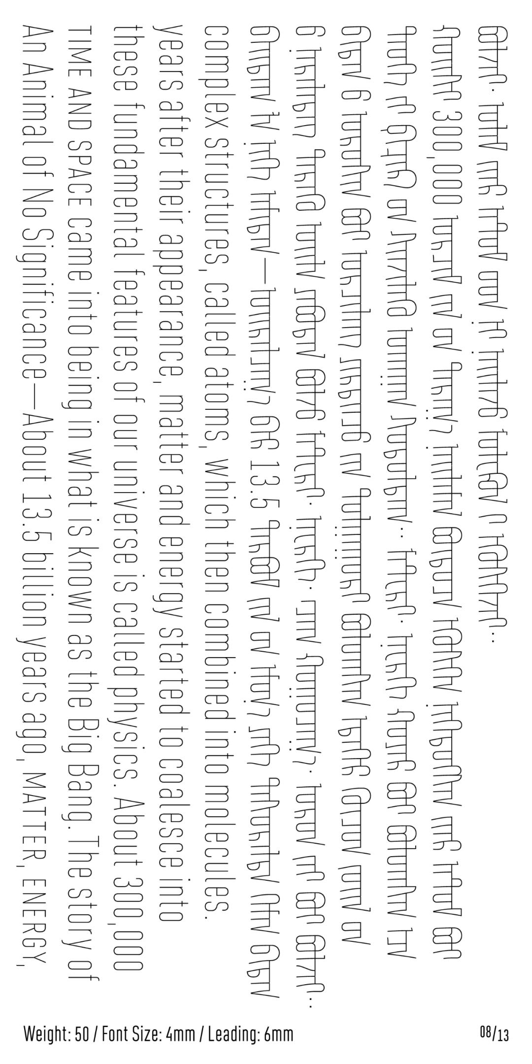 几何风格蒙古字体 Ailognom™ 第12张