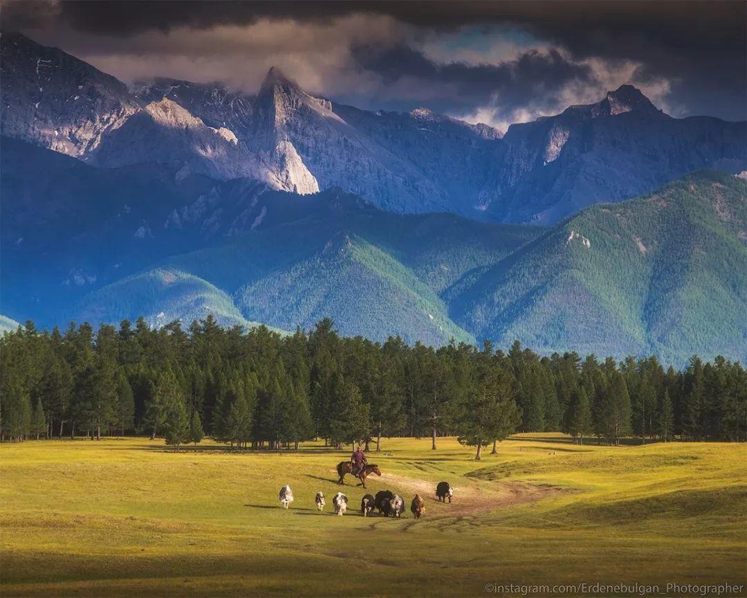 青年摄影师B·额尔登布勒干镜头下的蒙古大地,令人向往 第14张 青年摄影师B·额尔登布勒干镜头下的蒙古大地,令人向往 蒙古文化