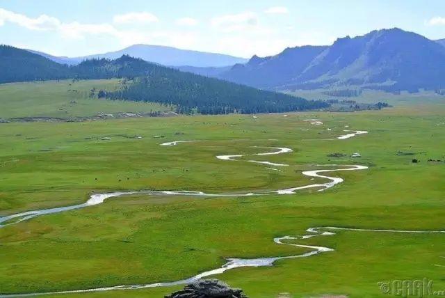 一个神话般的国度,一个安静的地方,我们叫它蒙古 第7张