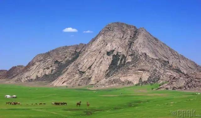 一个神话般的国度,一个安静的地方,我们叫它蒙古 第14张