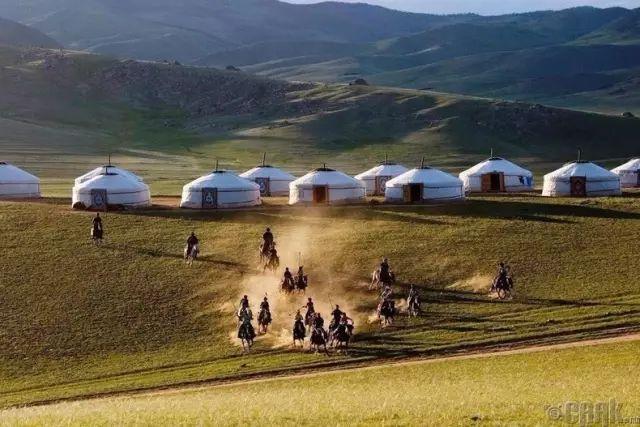 一个神话般的国度,一个安静的地方,我们叫它蒙古 第17张