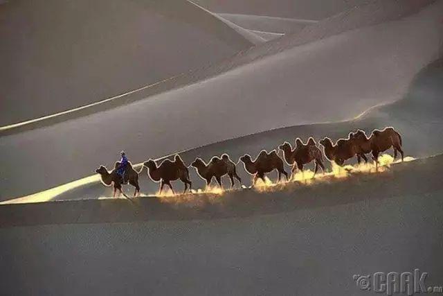 一个神话般的国度,一个安静的地方,我们叫它蒙古 第23张