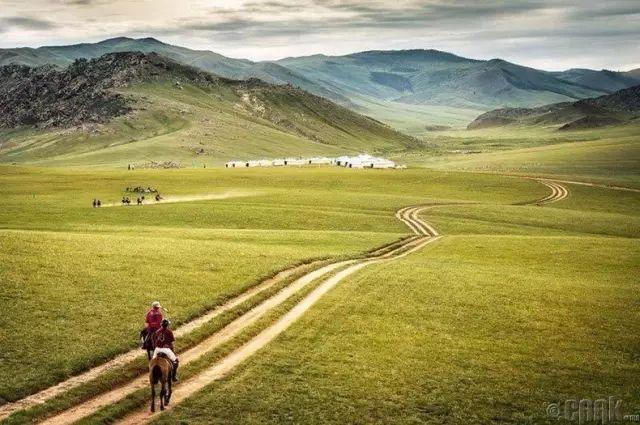 一个神话般的国度,一个安静的地方,我们叫它蒙古 第20张