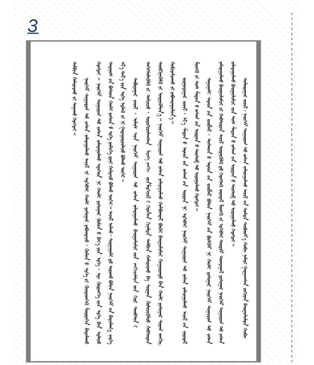 《中华人民共和国社区矫正法(蒙古文版)》问世 第7张