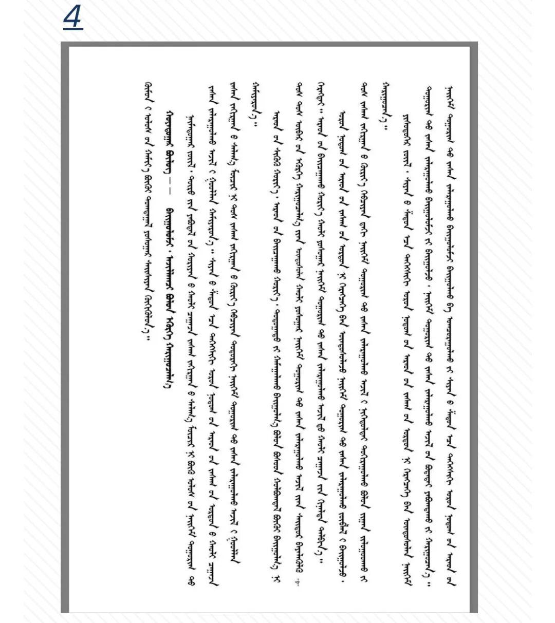 《中华人民共和国社区矫正法(蒙古文版)》问世 第8张