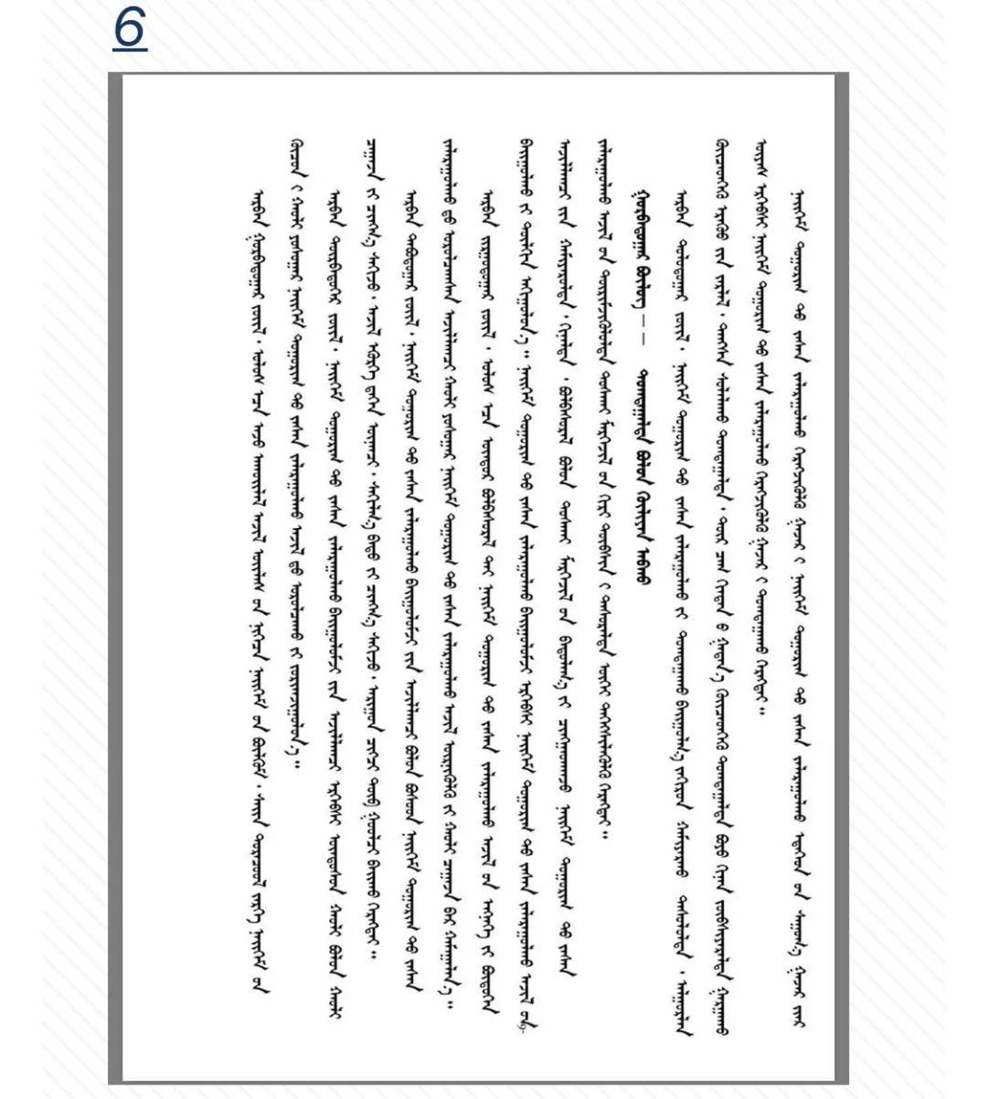 《中华人民共和国社区矫正法(蒙古文版)》问世 第10张